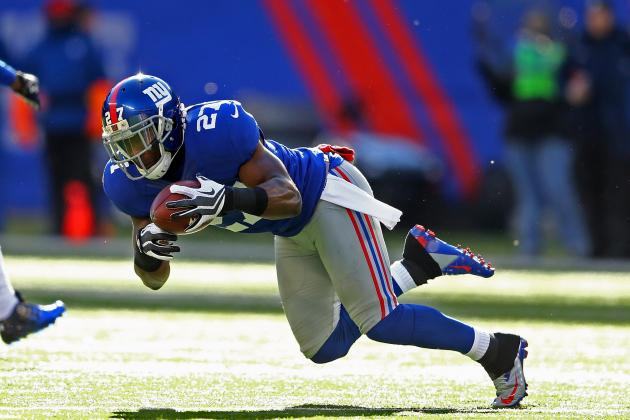 Report: New York Giants Re-Sign SS Stevie Brown for 1-Year, $2.02 MM
