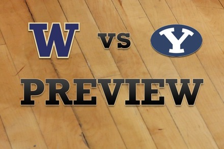 Washington vs. Brigham Young: Full Game Preview