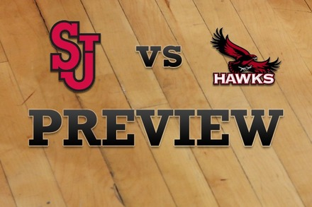 St John's vs. Saint Joseph's: Full Game Preview