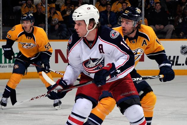 Blue Jackets Beat Predators 4-3