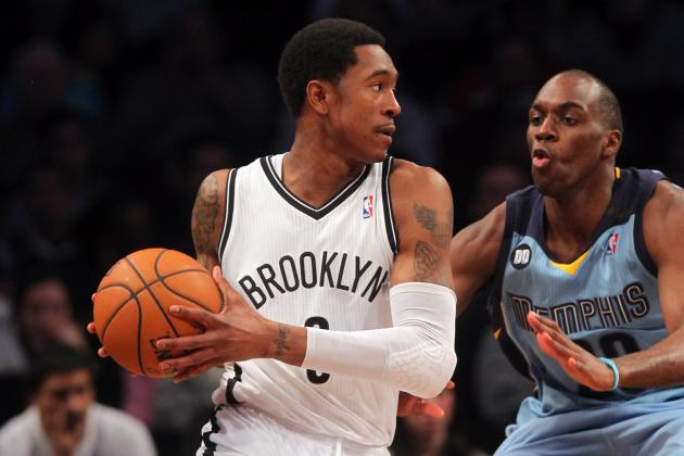 Nets' Brooks Takes Advantage of Increased Playing Time