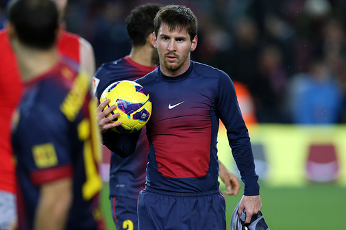 Just One Victim Left for Leo Messi