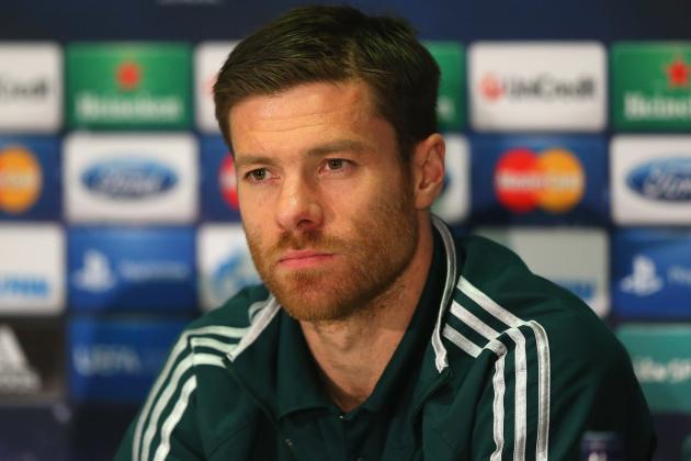 Xabi Alonso Linked with Premiership Return