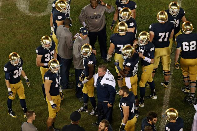 Notre Dame Football: Takeaways from Brian Kelly's Spring Press Conference