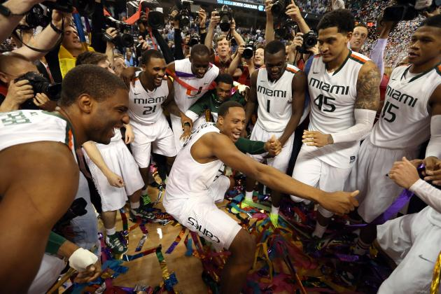 NCAA Tournament 2013: Teams That Are Elite Eight Locks