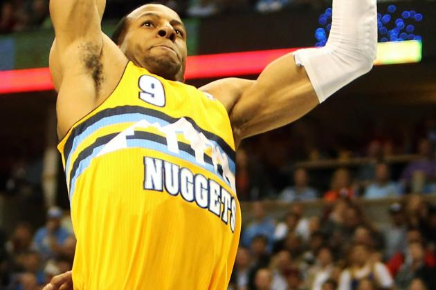 NBA Gamecast: Nuggets vs. Thunder