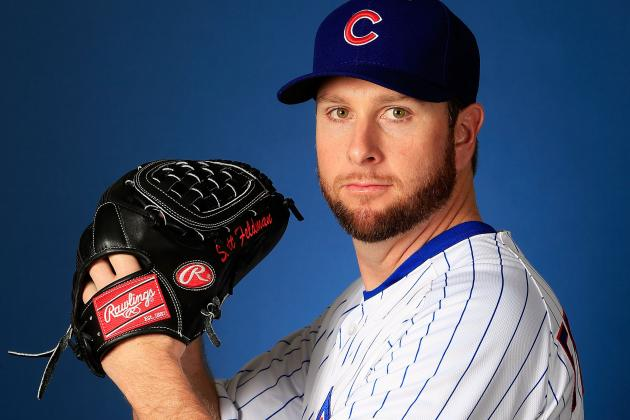Scott Feldman Makes Cubs Rotation, Could Be in Line to Face Rangers Early