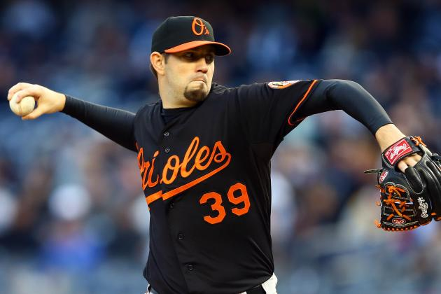 Orioles Likely to Stand Pat with Rotation