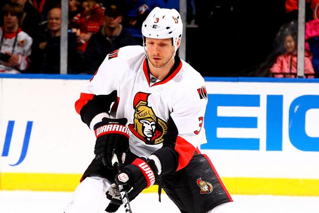 Methot Leaves Game vs. Isles with Upper-Body Injury