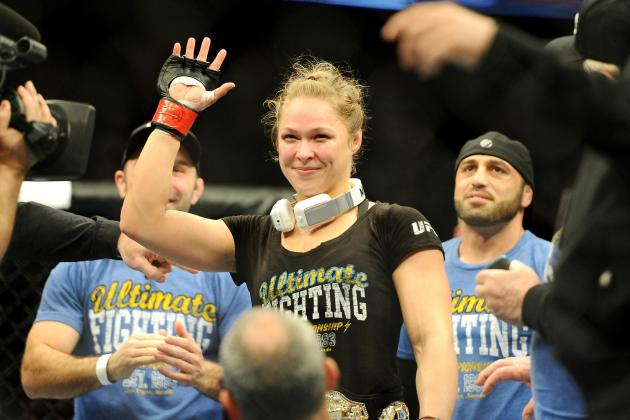 UFC Champ Ronda Rousey to Appear on Next Episode of 'The Ultimate Fighter 17'