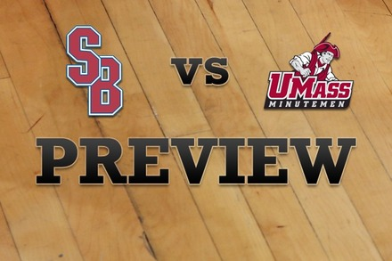 Stony Brook vs. Massachusetts: Full Game Preview