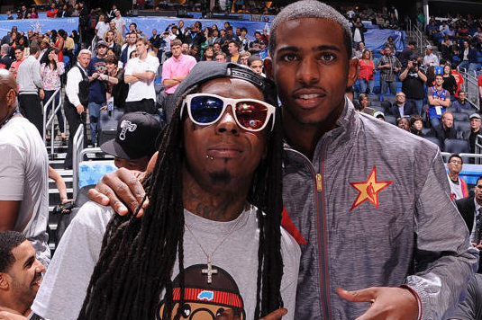 Lil Wayne Got a Visit from Chris Paul During His Recent Stay in L.A. Hospital
