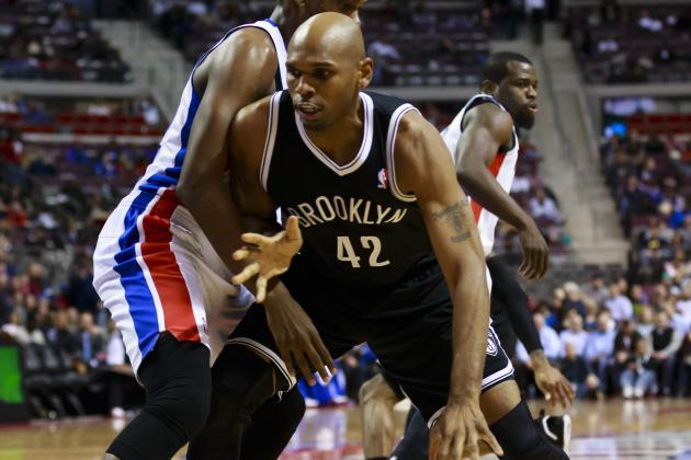 Jerry Stackhouse Ready Anytime to Give Nets Jolt off Bench