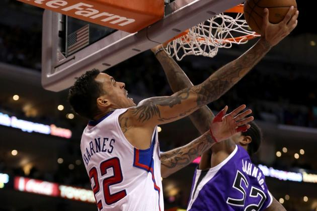 NBA Gamecast: Clippers vs. Kings