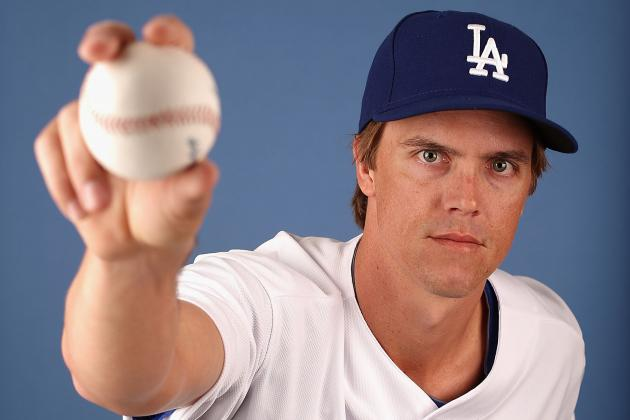 Zack Greinke Scheduled to Pitch in Minors Game Wednesday