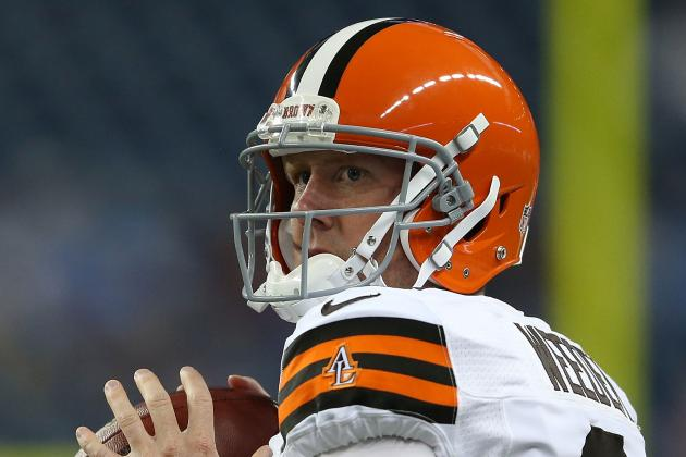 Weeden's Grip on QB Job Grows Stronger