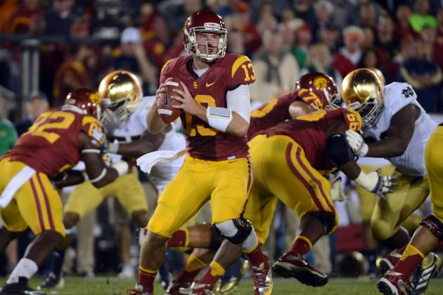 USC Football: Why Trojans Fans Need to Give Max Wittek a Chance