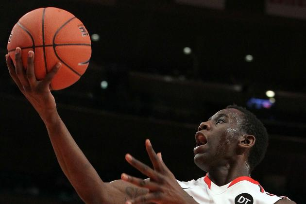 VIDEO: Sir'Dominic Pointer Beats St. Joe's at the Buzzer
