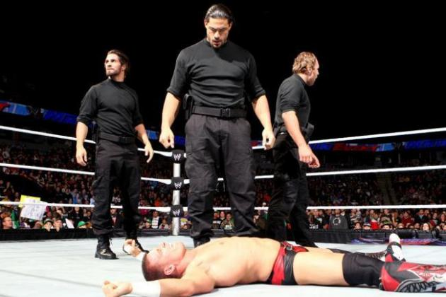 WWE: The Shield Does Not Need a Fourth Member