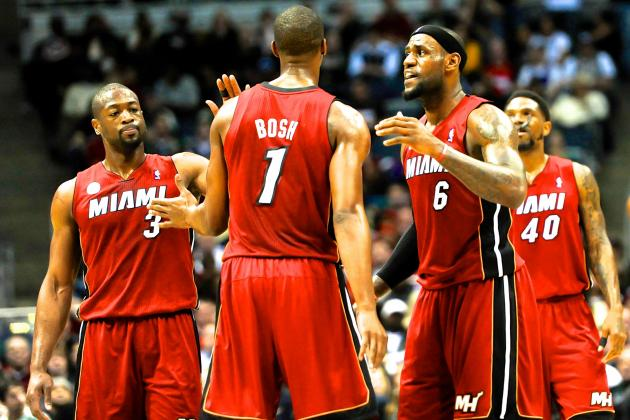 Breaking Down Miami Heat's Incredible, Historic Win Streak by the Numbers