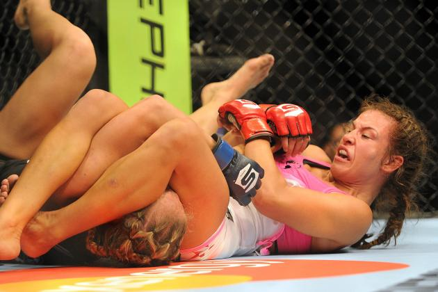 Miesha Tate: I Wouldn't Fight Fallon Fox