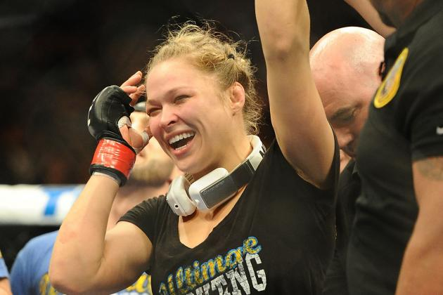 Ronda Rousey's Co-Ed TUF18 Will Probably Avoid Typical 'Jersey Shore' Pitfalls