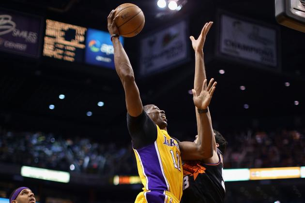 Is Dwight Howard Getting a Raw Deal from NBA Referees?