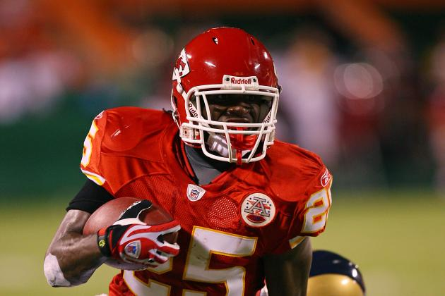 Back to the Future with Jamaal Charles