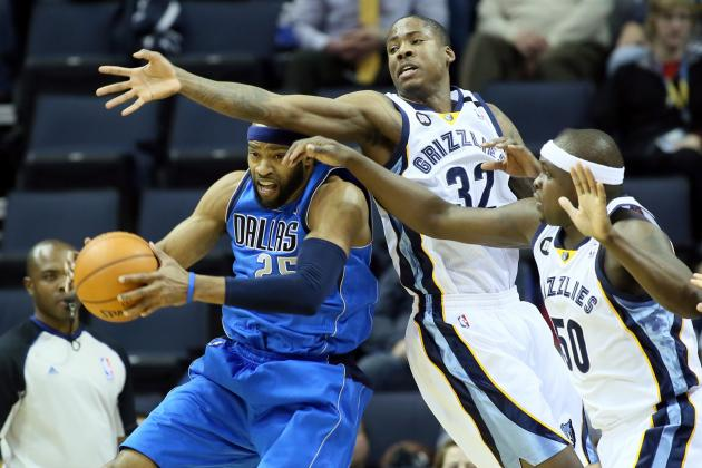 Should Memphis Grizzlies Choose Ed Davis over Zach Randolph Next Season?
