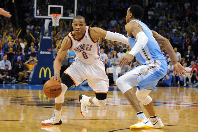 Thunder Fall 114-104 to the Nuggets in Rare Home Loss