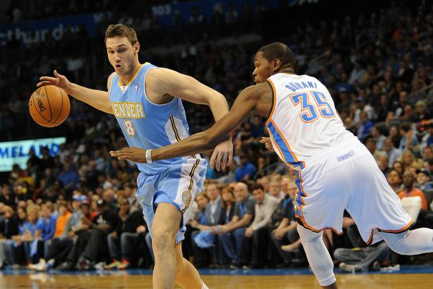 Nuggets Outgun the Thunder, 114-104