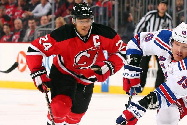 Devils Fall out of a Playoff Spot for the First Time This Season
