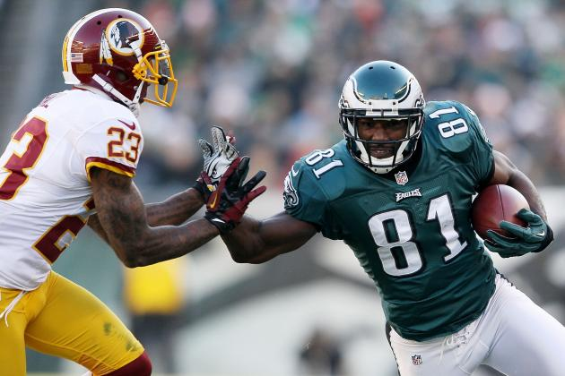 Eagles WR Jason Avant Could Become an Unheralded Hero in Chip Kelly's Offense