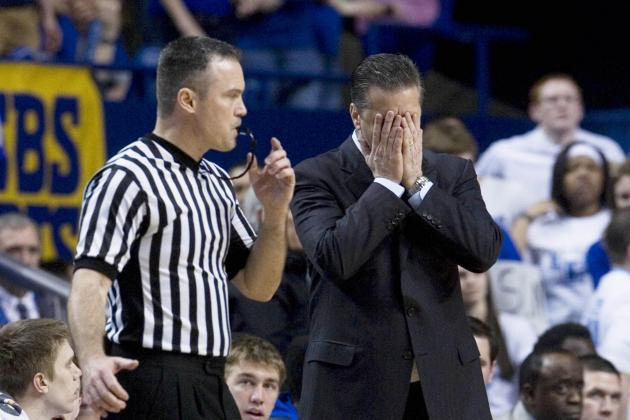 Kentucky Basketball: Does John Calipari Want His Freshmen to Go?