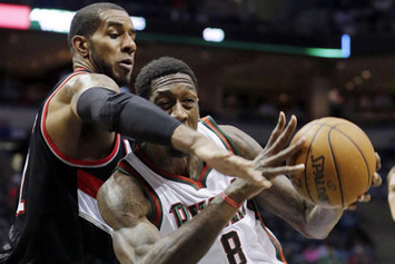Blazers Dig Insurmountable Hole with Ugly Second Quarter