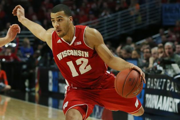 Wisconsin G Jackson Has Badgers Humming Along