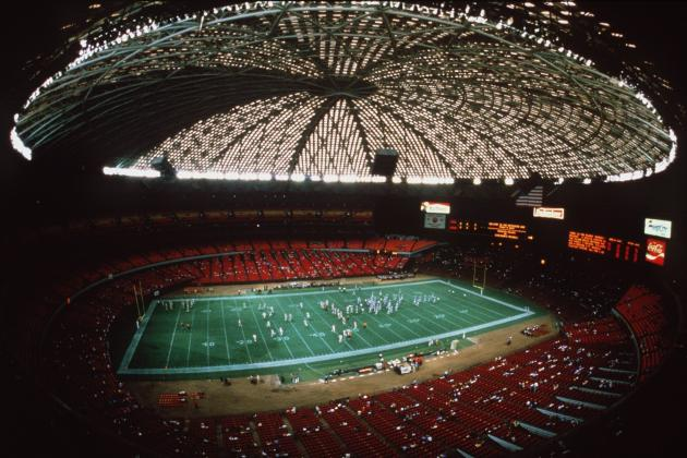 Houston Ponders Demolishing Astrodome