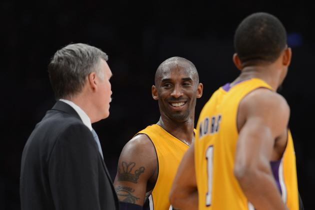 Kobe Bryant as Assistant Coach?