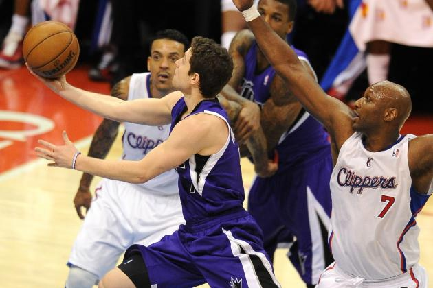 Kings Upset Clippers in Sacramento