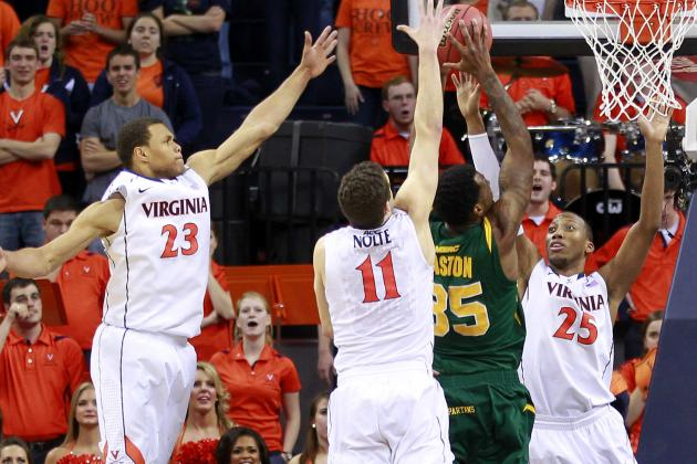 Virginia Overcomes Natural Lethargy in NIT Victory over Norfolk State