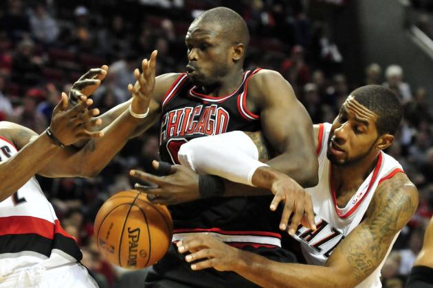 Portland Trail Blazers vs. Chicago Bulls: Preview, Analysis and Predictions