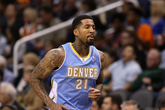 Wilson Chandler Separates Shoulder