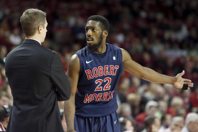 Robert Morris vs. Kentucky:  Sights, Sounds and Reactions from Colonials' Win