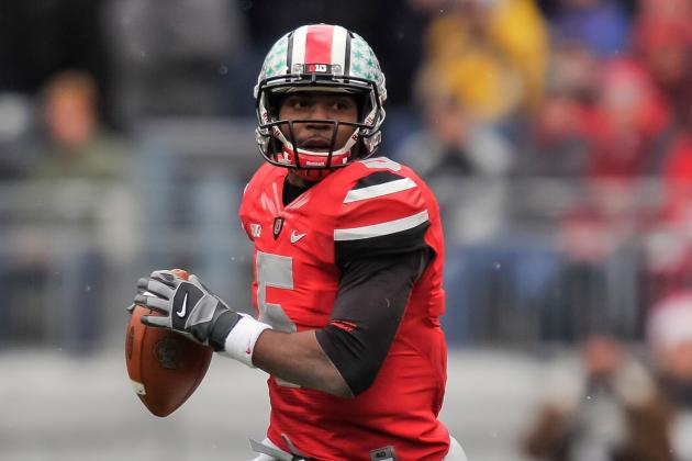 Ohio State Football: Offensive Headlines After 3rd Spring Practice Wraps Up