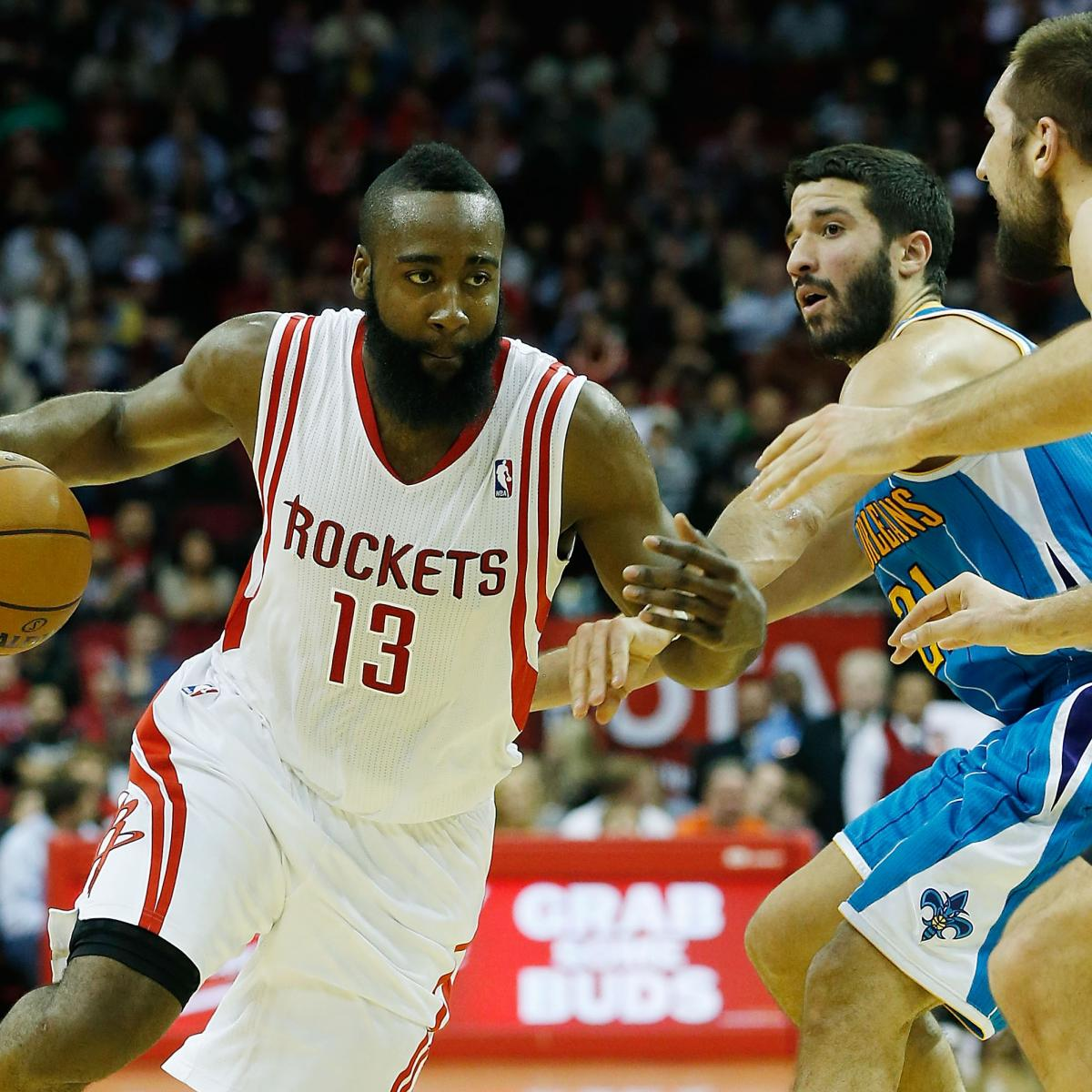James Harden Latest News: Breaking Down How To Stop James Harden's Eurostep