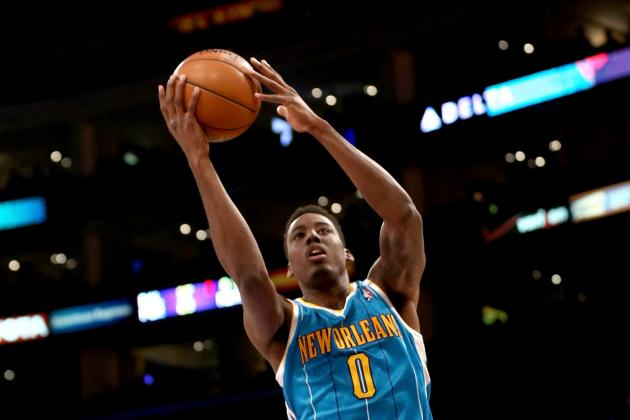 How Much Is Al-Farouq Aminu Worth to the New Orleans Hornets?