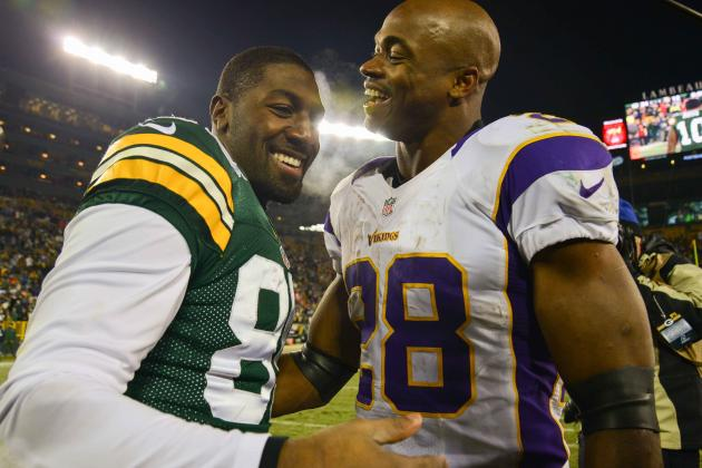 Pelissero: Greg Jennings' Precision in Pattern Was Alluring to Vikings