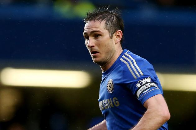 Frank Lampard Will Talk to England Manager Roy Hodgson About Next Move