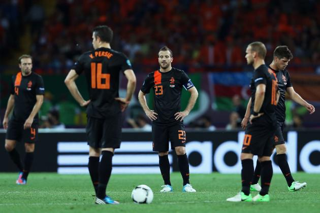 Holland vs. Estonia: Date, Time, Live Stream, TV Info for World Cup Qualifier