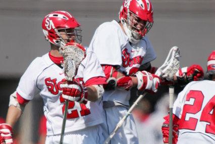 NCAA Lacrosse: St. John's Upsets No. 6 Hofstra 7-6